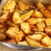 Печени компири со крцкава кора
