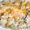 Интегрален ориз со павлака и пилешко месо