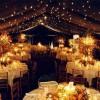 Свеќи – магичен декор за вашата свадбена церемонија