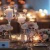 Направете свадба во отмена златно-сребрена комбинација