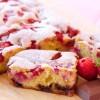 Направете колач од јагоди за само 7 минути!