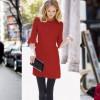 Црвени модни комбинации за оваа есен