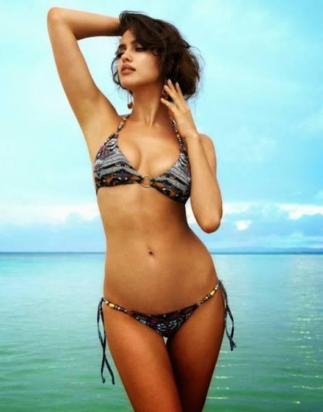 Irina Shayk for Beach Bunny 2014 Collection-001