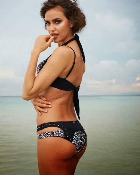 Irina Shayk for Beach Bunny 2014 Collection-013