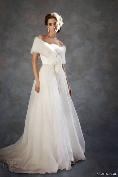 alan-hannah-wedding-dresses-2014-dolores-gown-removable-overskirt-fur-wrap