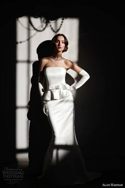 alan-hannah-wedding-dresses-2014-dolores-gown-strapless-peplum