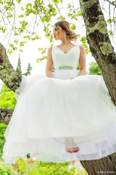a-bela-noiva-bridal-2014-sleeveless-v-neck-wedding-dress