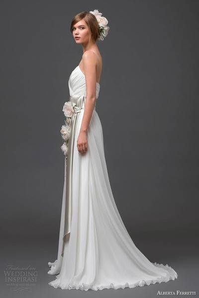 alberta-ferretti-wedding-dresses-2015-adhara-bridal-gown-floral-sash-side-view