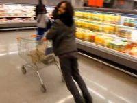 Супермаркет кретен :)