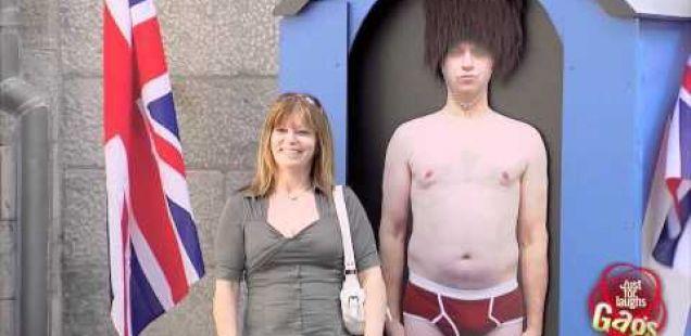 Британски стражар или машка стриптизета?:))
