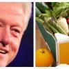 Клинтон – вегетаријанец! Пa, нели уживаше во младо месо:)