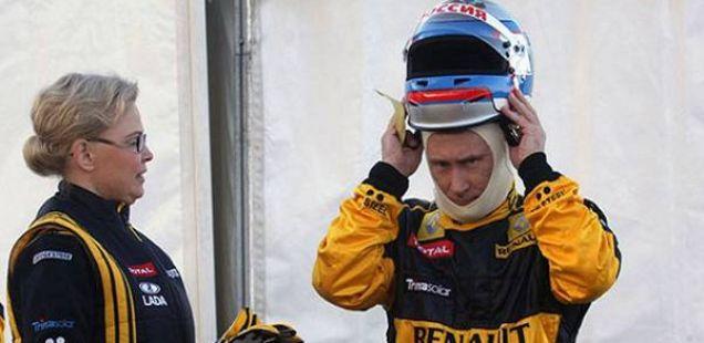 Путин ја донесе F1 во Русија
