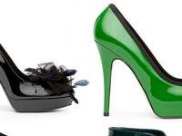Хит се чевлите на моден подиум сезонава