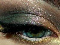Идеја за шминка во есенски бои – фото лекција
