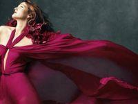 """Преку фотографии: Дру Баримор во """"Уметноста на модата"""""""