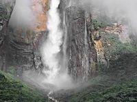 Ангелски водопад (Salto Del Ángel)