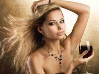 Виното во служба на убавата кожа