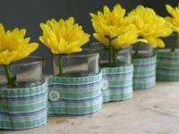 Слатки, романтични вазнички