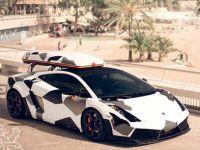 Lamborghini Gallardo LP560 Ski Transporter
