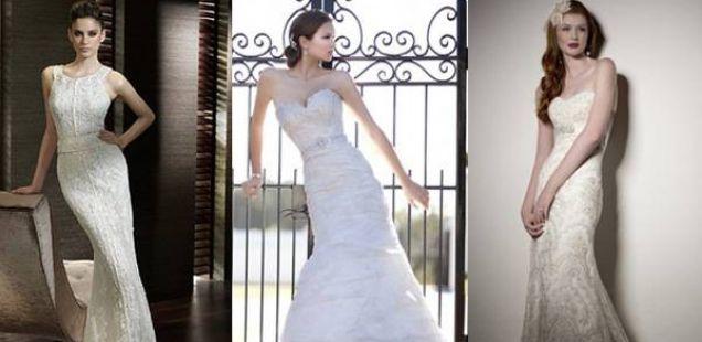 Топ 10 трендови за венчаници за 2012