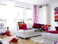 Боите и расположението во домот