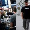Гага конечно се прошета гушната со дечкото!