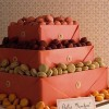 Необични невестински торти
