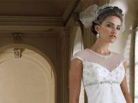 Нежните украси како основен мотив во колекцијата венчаници Mon Cheri на Дејвид Тутера