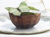 Пеперутките како дел од вашата свадбена декорација