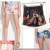 Кратки цветни шорцеви за топлите летни денови
