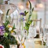 Цвеќе и слатки, декорација за вашата свадба