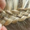 Романтични летни фризури и плетенки