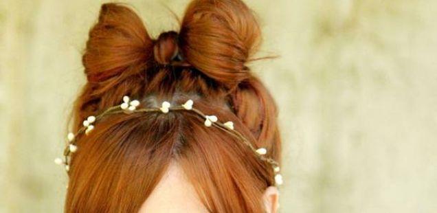 Феноменална панделка од коса