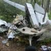 Двојно паѓање со авион, но сепак сите преживеале