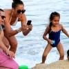 Дечкото на Џенифер Лопез изигрува татко на нејзините близнаци!
