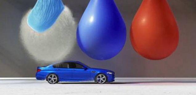 BMW M5 – Уметност на 4 тркала