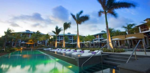 Запознајте го најубавиот резорт на Карибите!