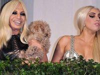 Лејди Гага и Донатела Версаче растураат во Милано!
