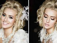 Најновите невестински фризури за 2012-та