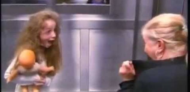 Хорор лифт:)))