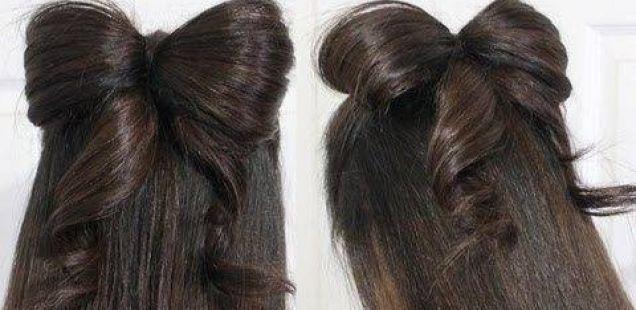 Ако имате долга коса и сакате да експериментирате…