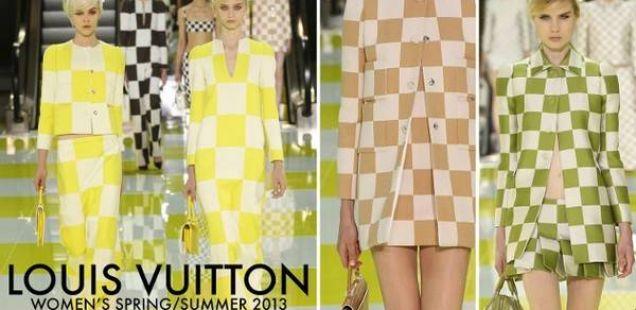 Пролетната колекција на Louis Vuitton ги диктира трендовите