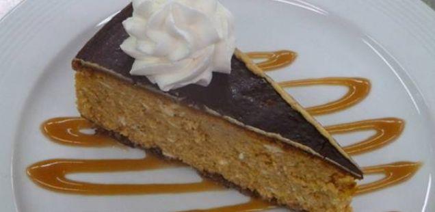Cheesecake од лешник