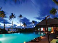 Луксузен резорт на Малдивите