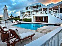 Луксузна куќа на Карипското море