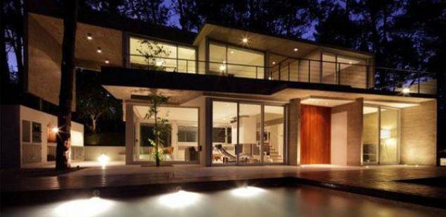 Величествен дом во Аргентина