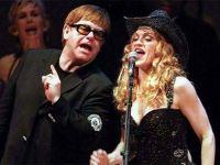 Елтон Џон и Мадона се смирија!
