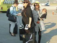 Семејството Крадашијан пристигна во Грчка