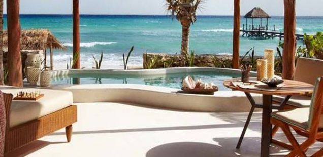 Прекрасниот Viceroy Maya Resort