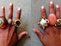Направете го сами вашиот тренди прстен